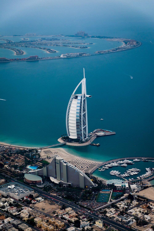 Exportar Dubai desde México